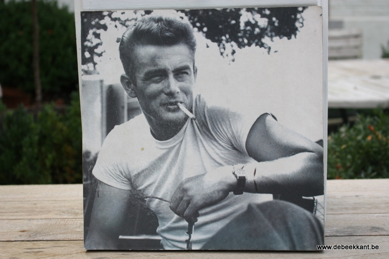 Retro kader lijst James Dean