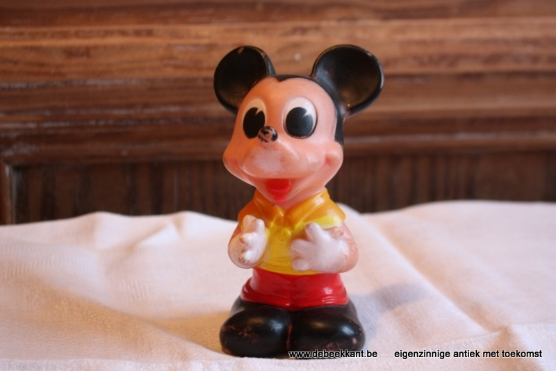Retro vintage Mickey pieper Walt Disney productions